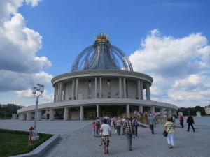 Toruń - świątynia GNE