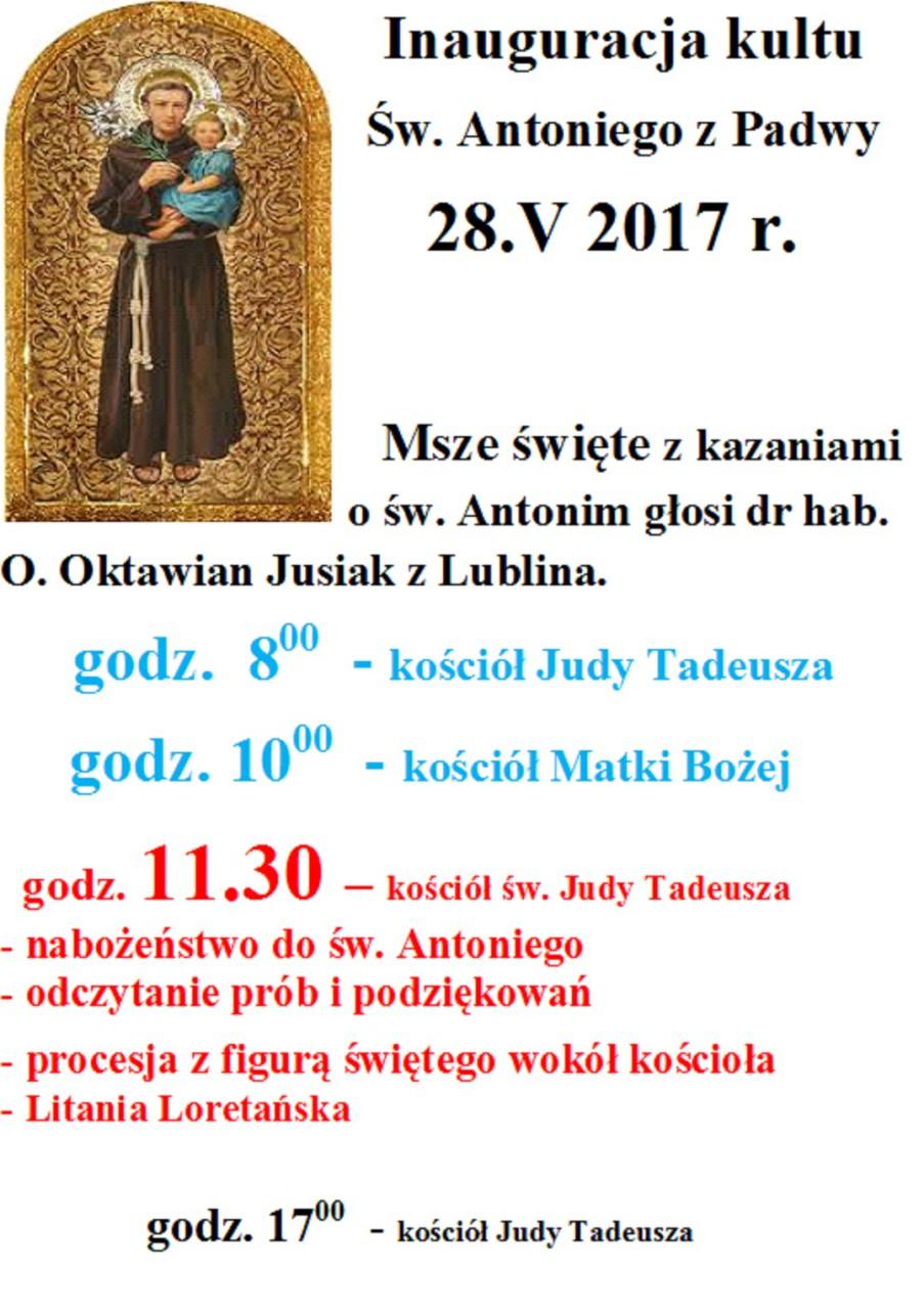 św. antoni.plakat jpg
